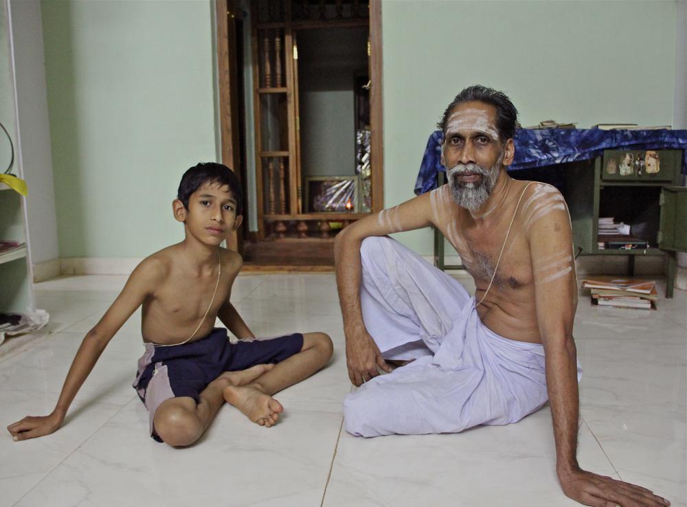 §1.2 Thottam Krishnan and Shivakaran Namboothiri