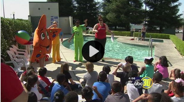 Kids Dive into Water Safety in Fresno