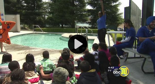 Child Safety Event concentrates on safe activities around water 2015