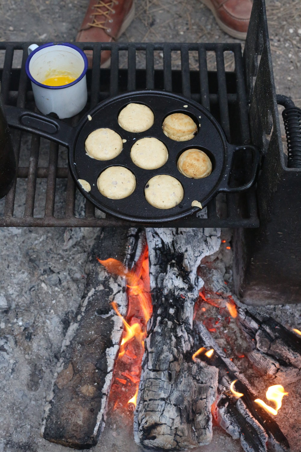 Campfire recipes -