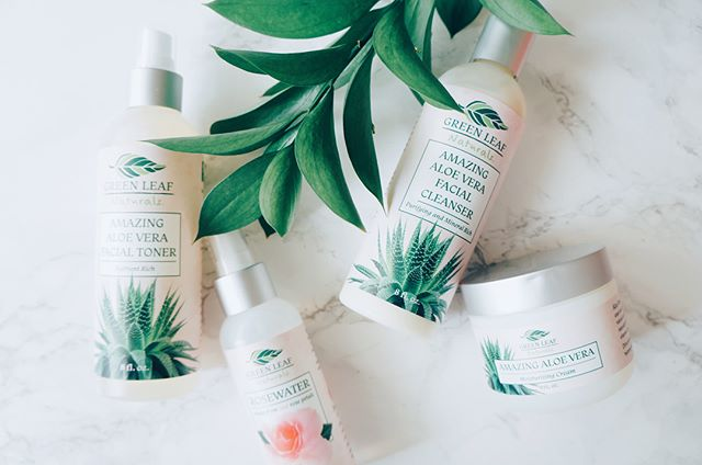 My end of summer skin is looooving this amazing skincare line from @glnaturals — it's loaded with aloe and rose (the two best ingredients for sensitive, inflamed of sun damaged skin) along with a whole load of skin feeding nutrients. Check out my review on the blog and learn why aloe and rose are your best friends! Link in bio ☝️ #sponsored #theorganicbeautyloves #pittadosha #pittaskincare