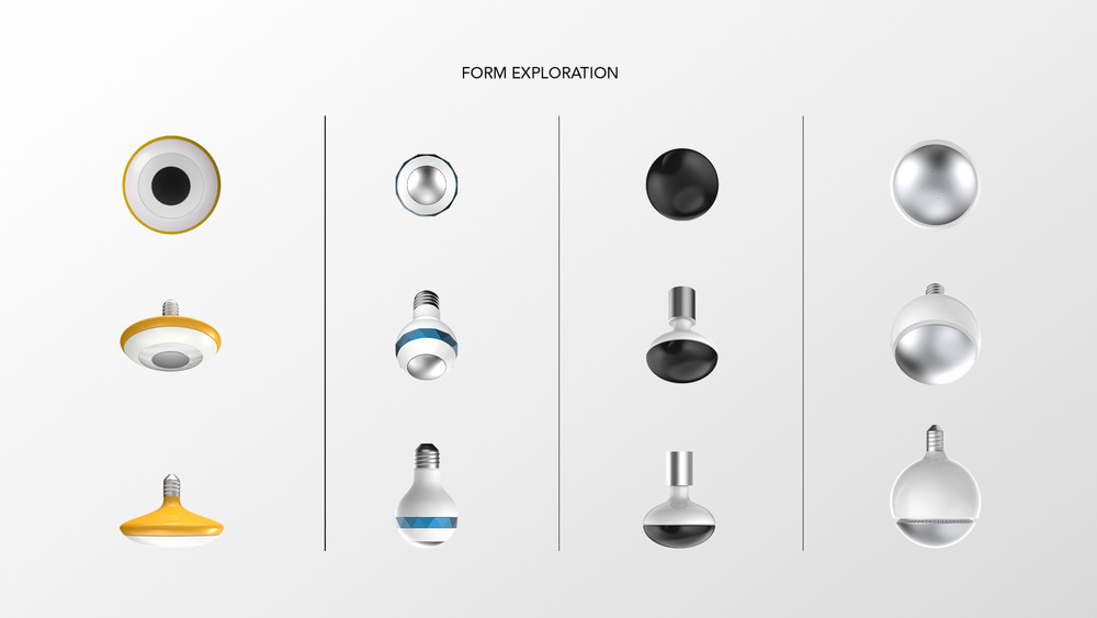 Form exploration