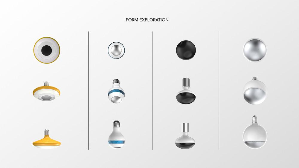 Form exploration