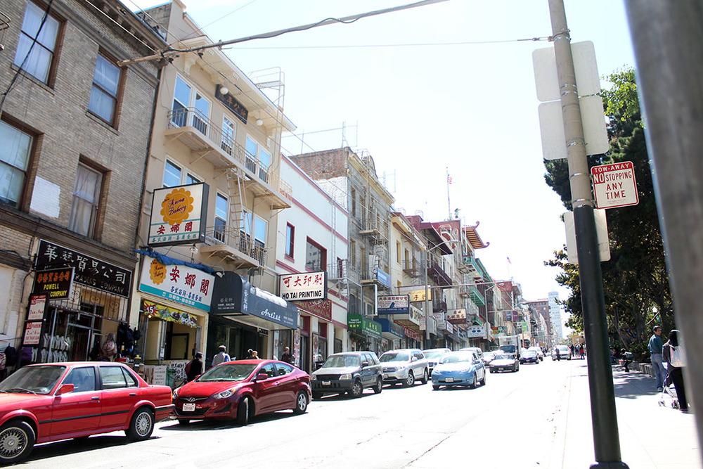 Chinatown, SF