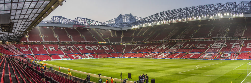 "INSIDE THE THEATRE OF DREAMS   |   Image size: 36""x12""   