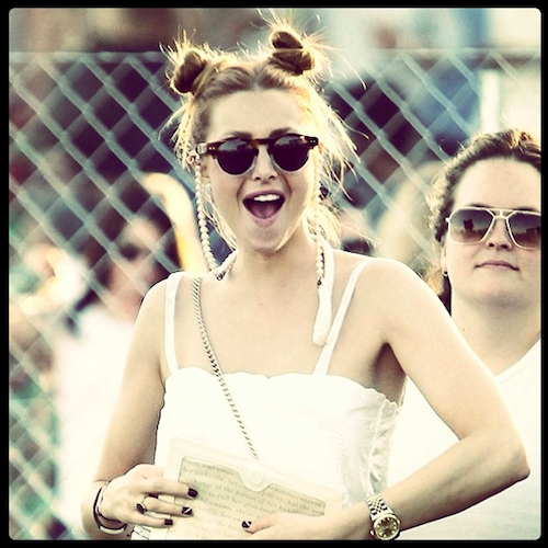 Whitney Port in Illesteva