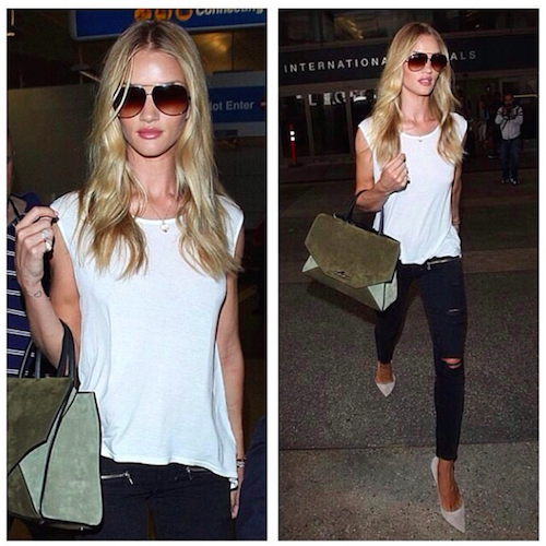 rosie huntington whiteley in dita