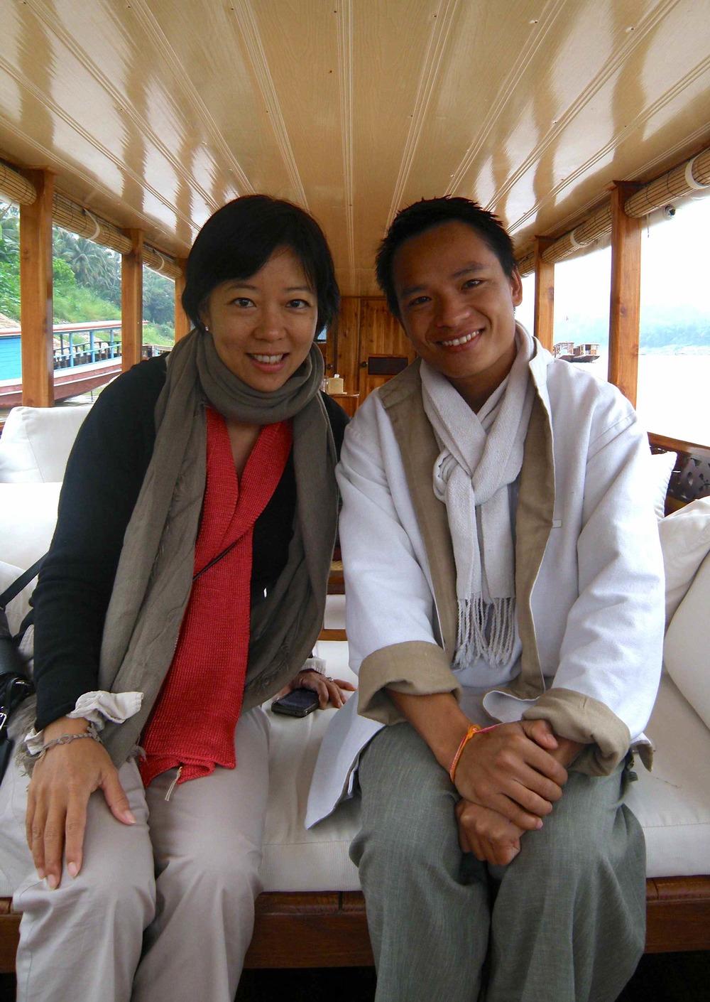 Ellen with Phait