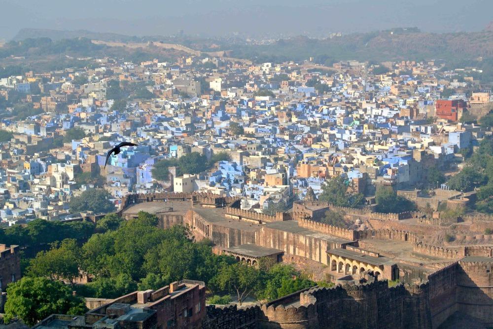 Jodhpur from Mehrangarh Fort