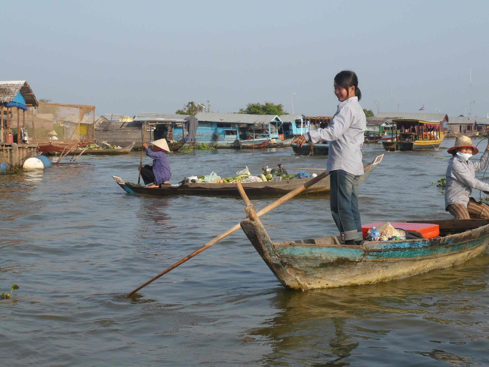 Tonie Sap Lake