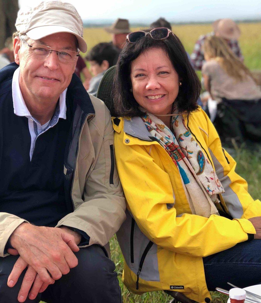 Robert & Jenny