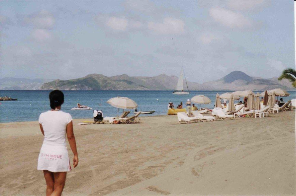23 - 2002 - Jamaica, LA, France,Nevis