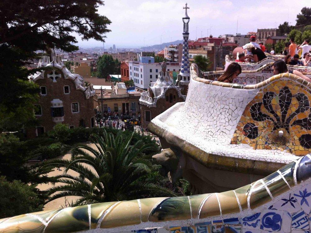 42 - 2012 - Barcelona, St. Tropez, Milan, Saigon
