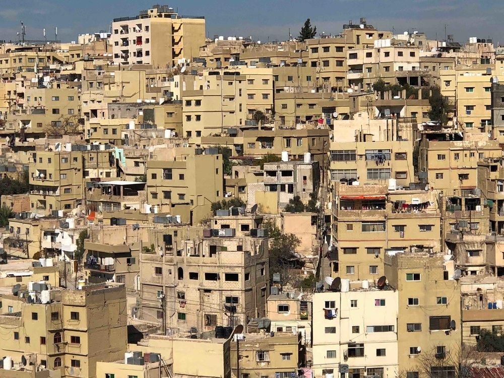 Old town Amman