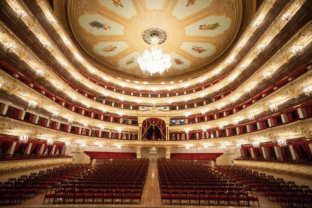 Bolshoi Theater, Moscow 1776