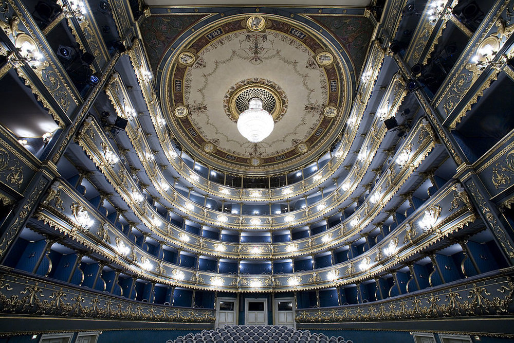 Estates Theater, Prague 1783