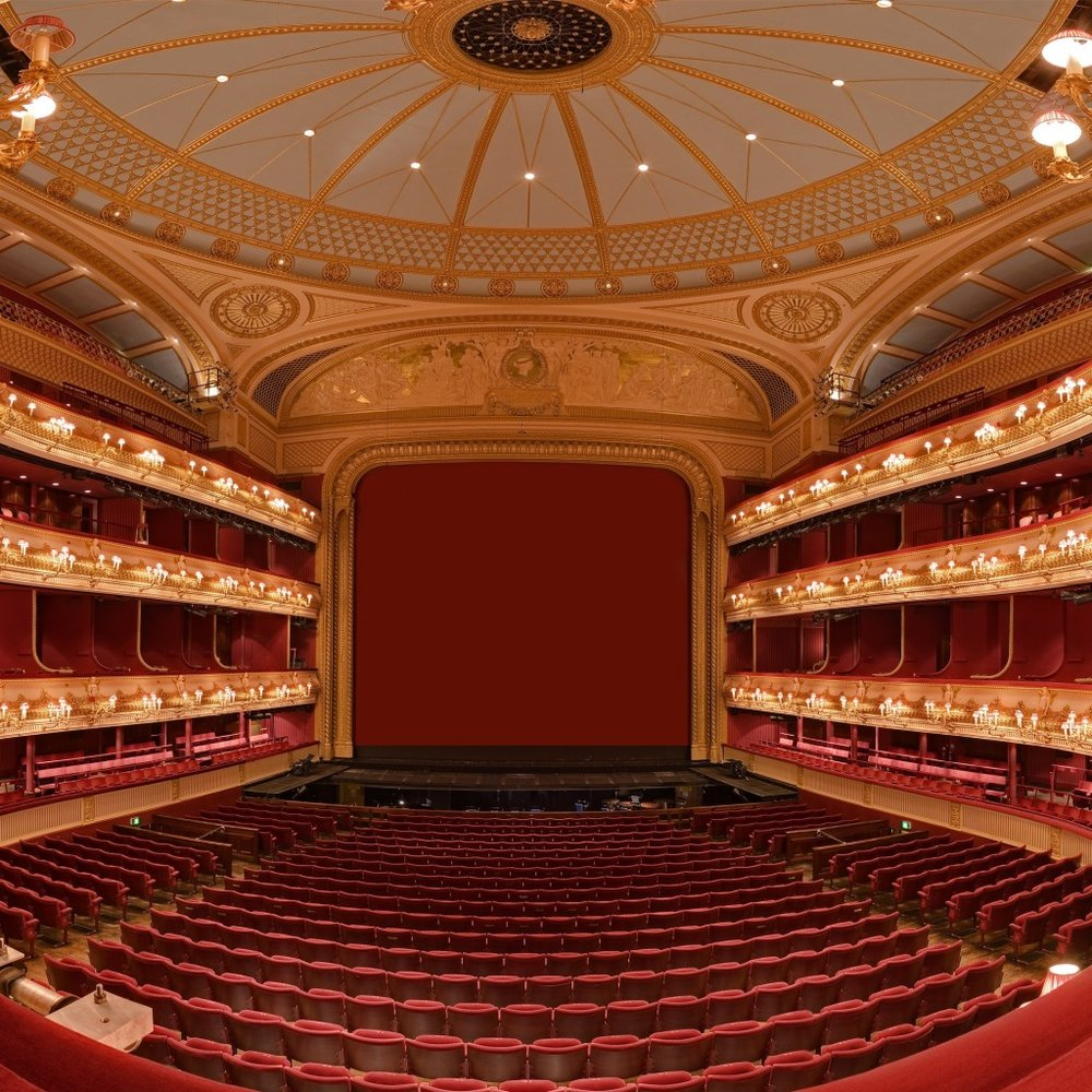 Royal Opera House, London 1732