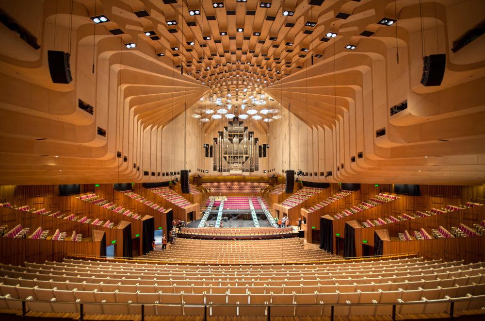 Sydney Opera House 1973