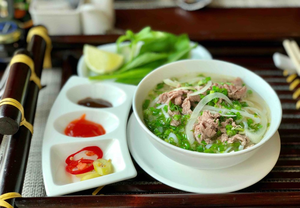 Pho at Intercon