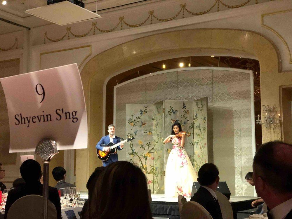 Zhang Zhang Concert