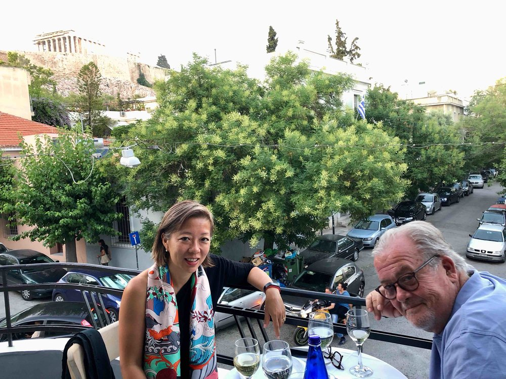 Strofi - restaurant with a view