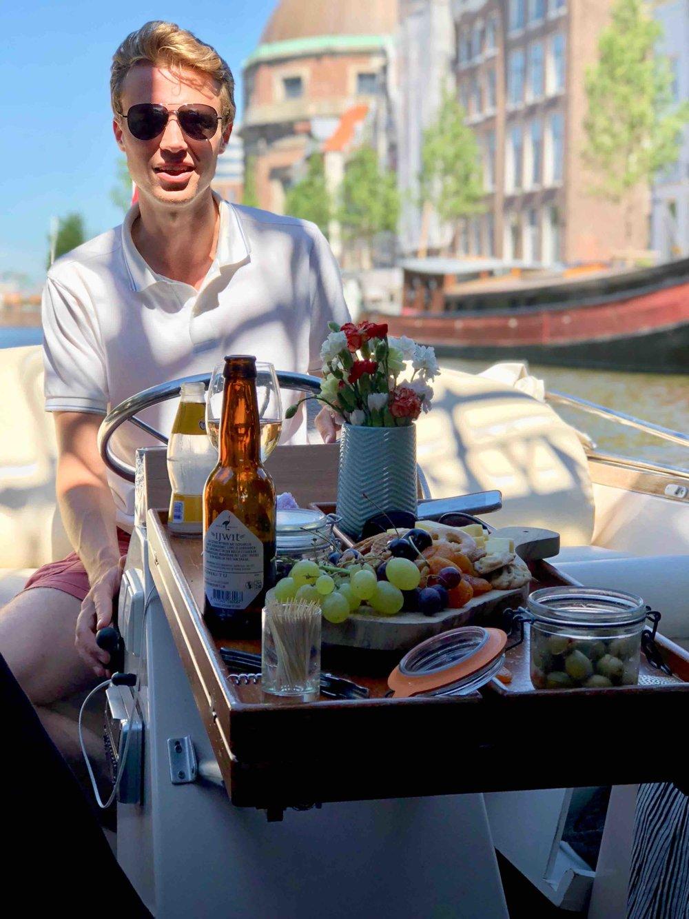 Pure Boat Tour