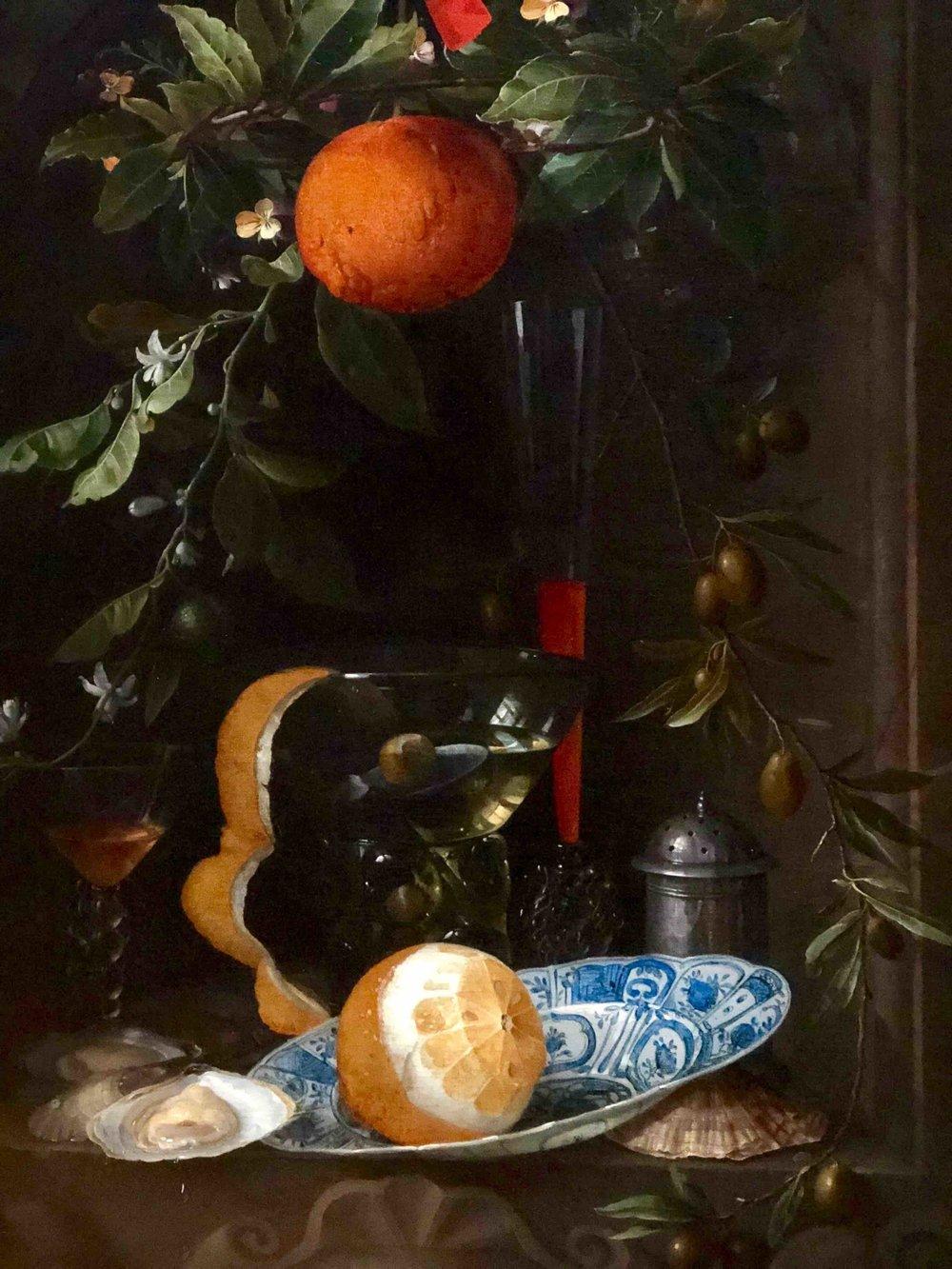 Rijksmuseum's paintings - still lifes