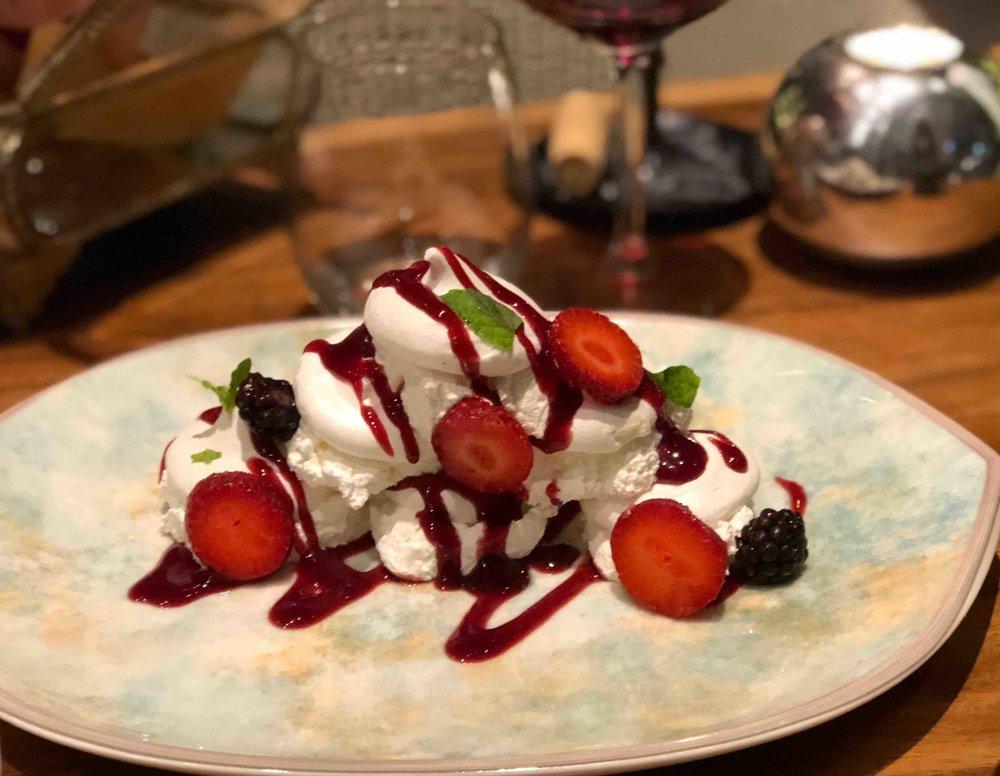 333 - signature dessert
