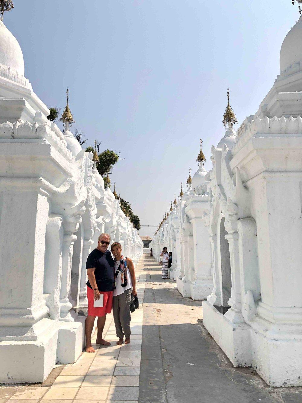Shwe in Bein Monastery