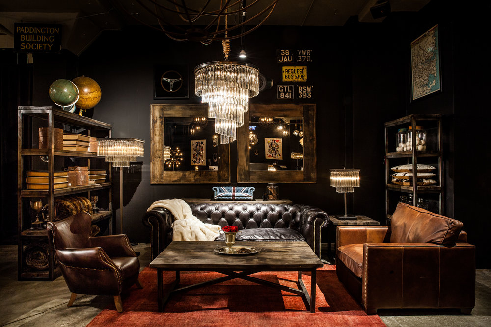 Timothy Oulton's San Francisco Gallery