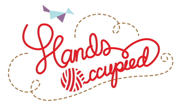 hands occupied logo
