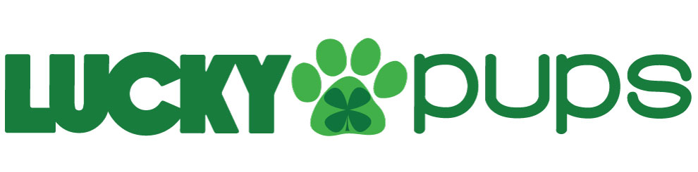 lucky pups logo