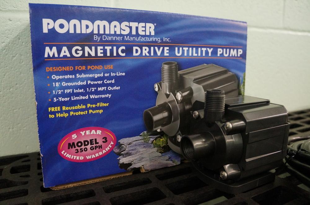 Mag Drive 300 GPH Pump