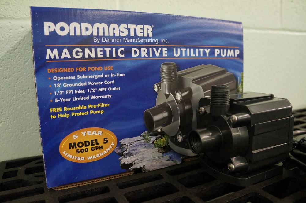 Mag Drive 500 GPH Pump