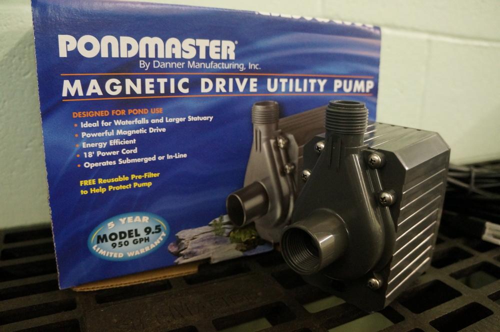 Mag Drive 950 GPH Pump