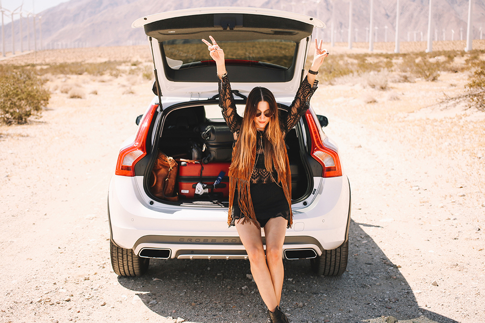 Coachella x Volvo