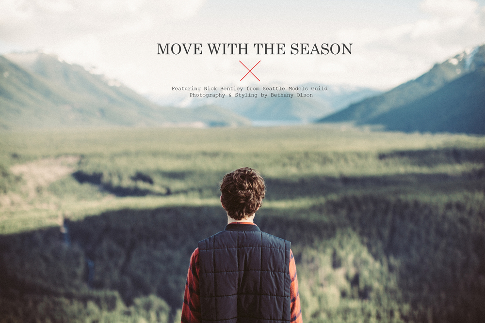 Move with the Season