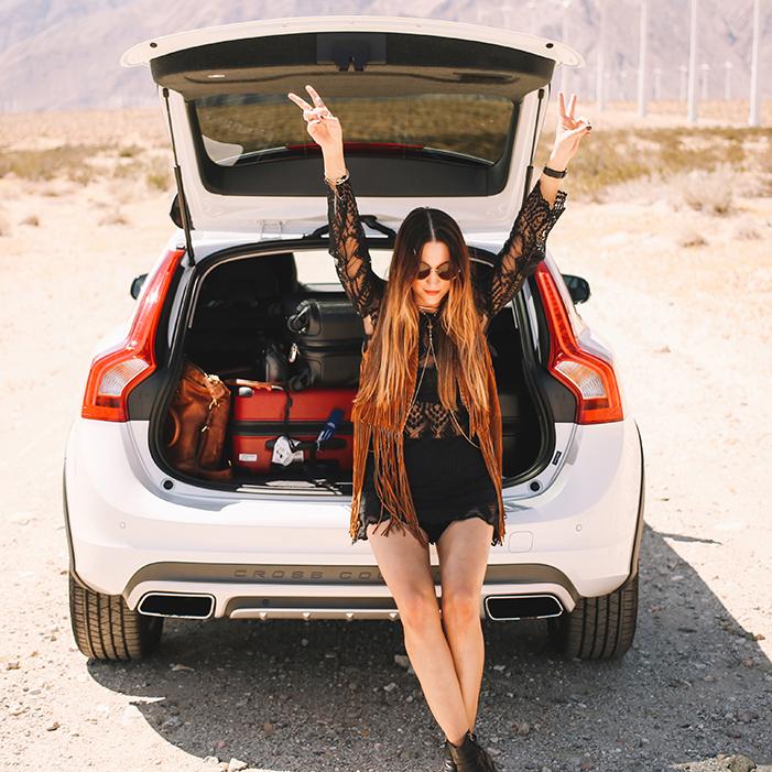 Volvo x Coachella