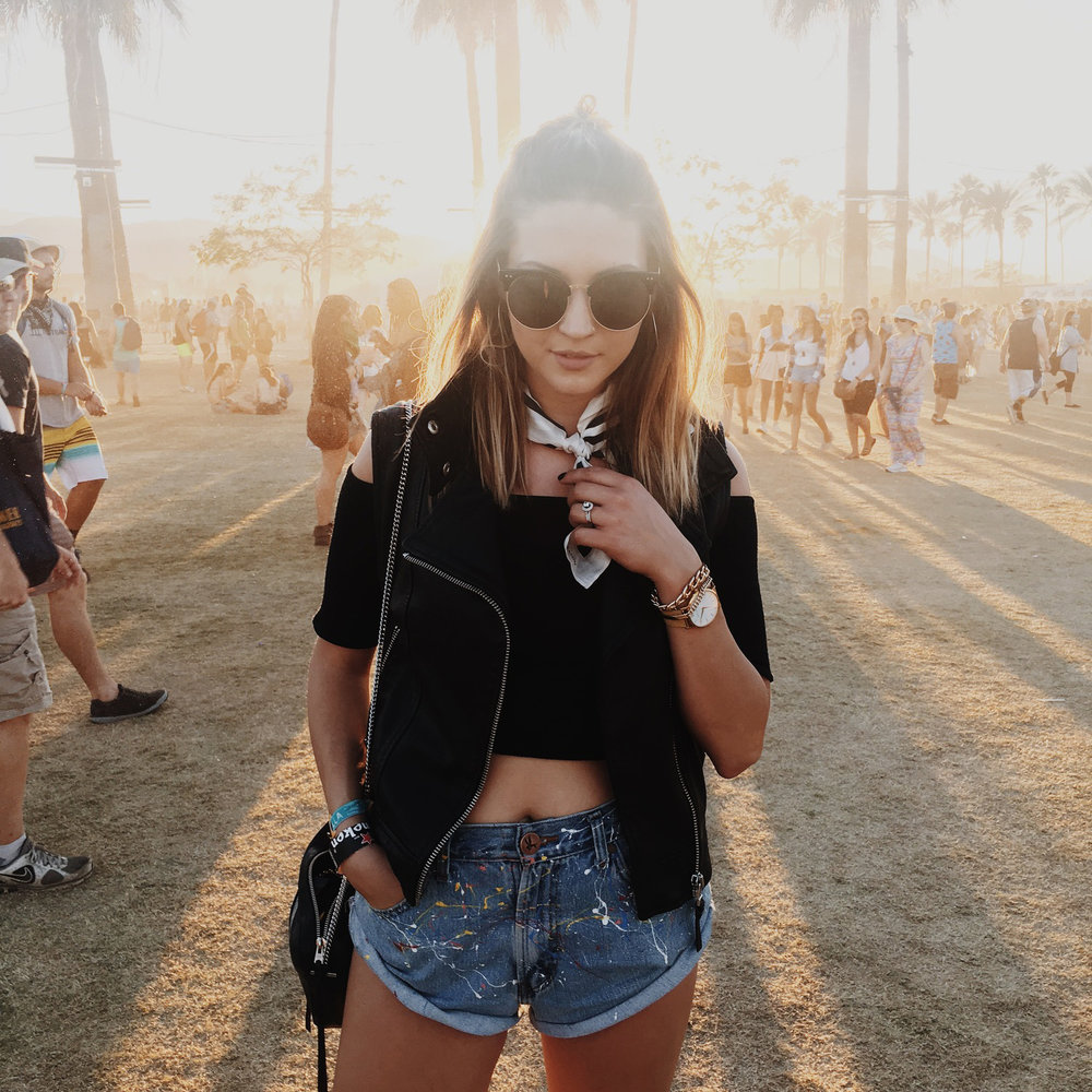 Aritzia x Coachella