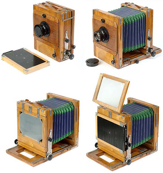 We have a very unique converted vintage camera that we also use for the photo booth pictures. This camera is guaranteed to draw attention from the wedding guests.