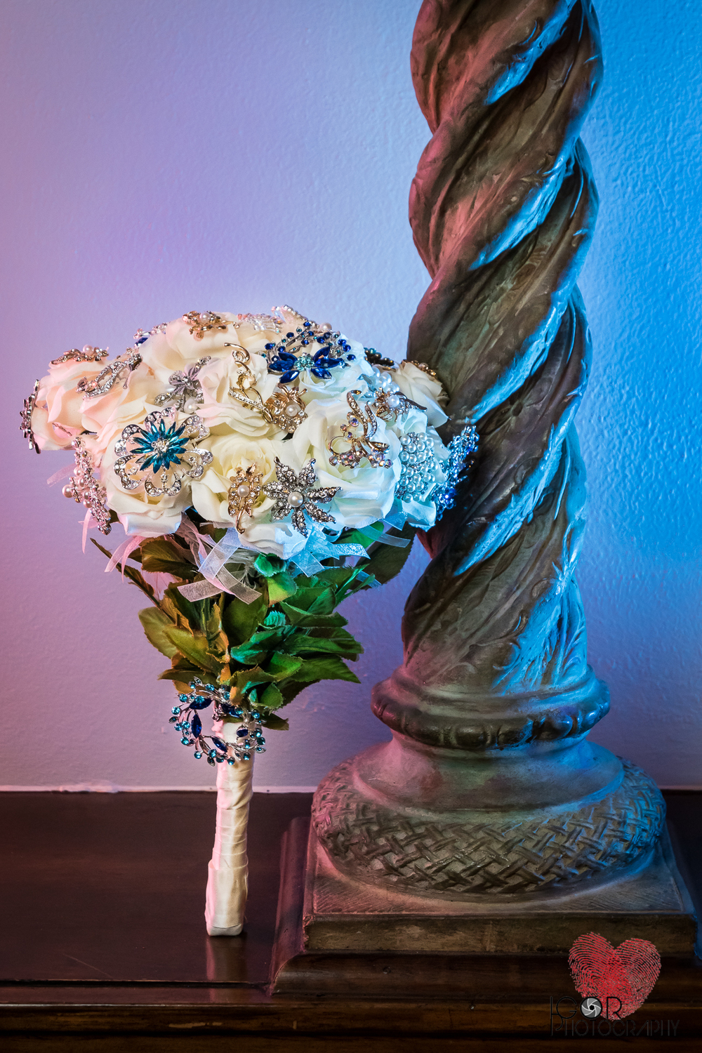 Wedding buquet photo