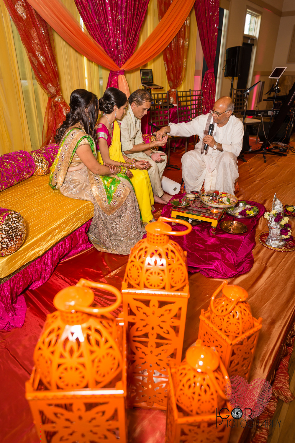 Dallas Hindu Ceremony