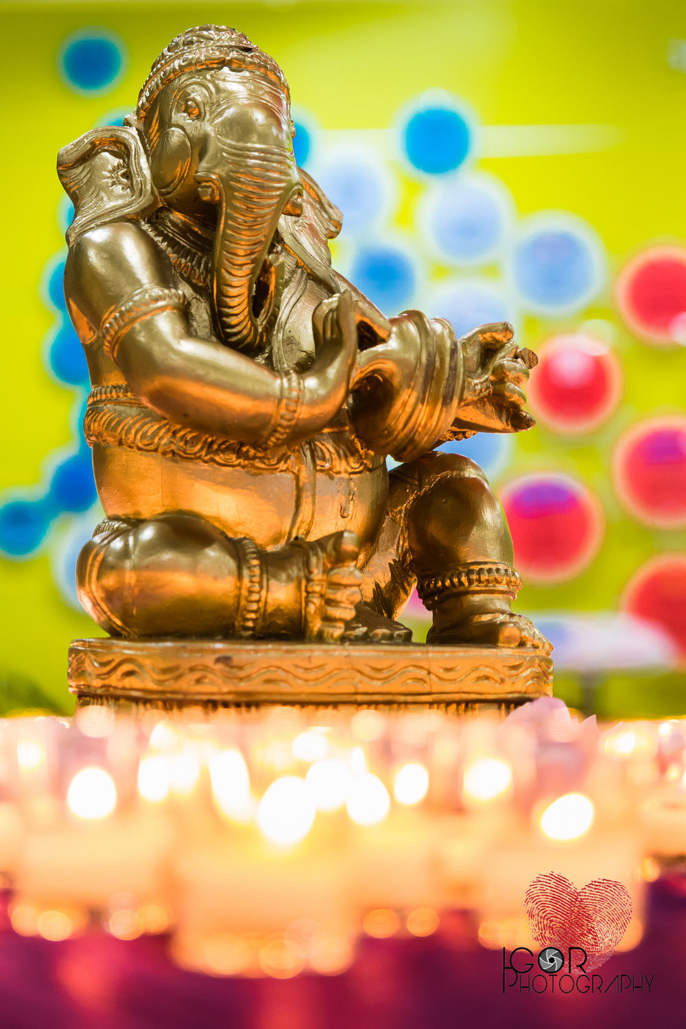Ganesha Dallas Wedding