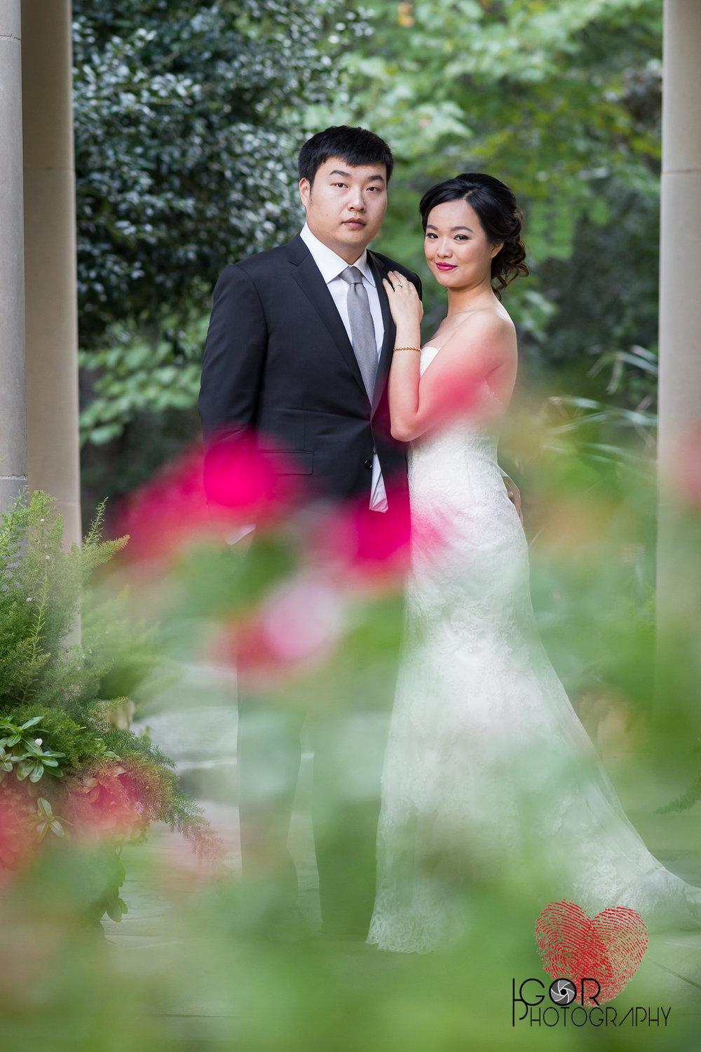 Asian wedding in Fort Worth