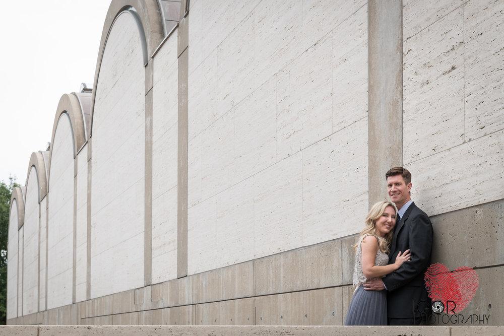 Engagement photography art