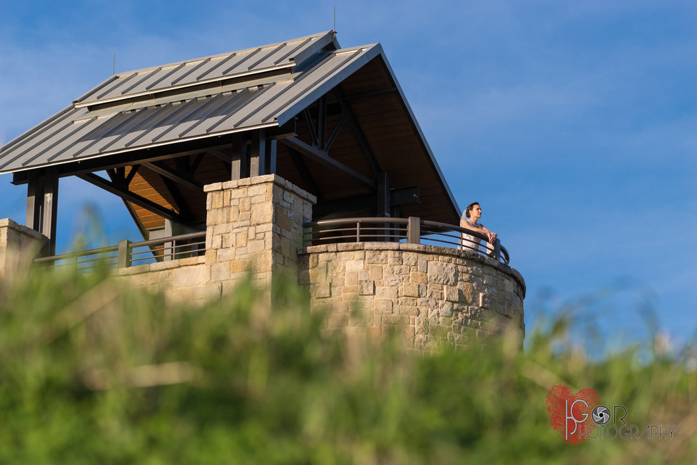 Arbor Hills Bridal Session