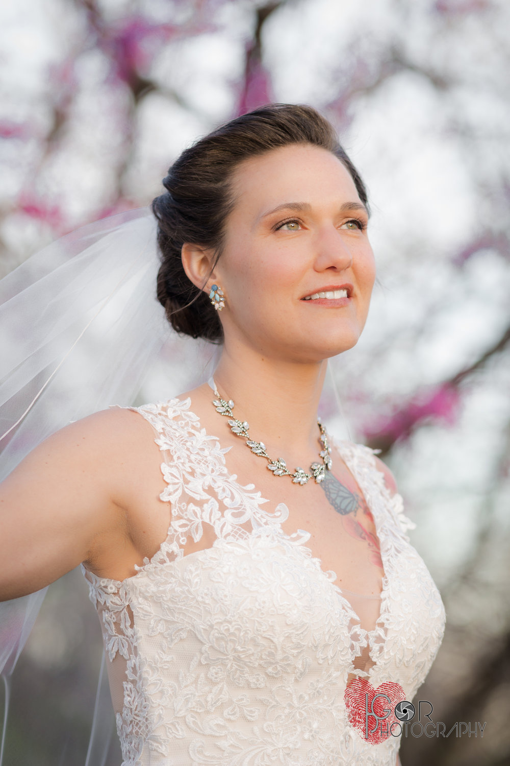 Plano bridal photography