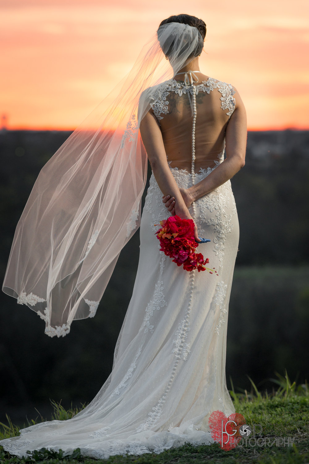 Arbor Hills Bridal Session in Plano by Igor and Meaghan!
