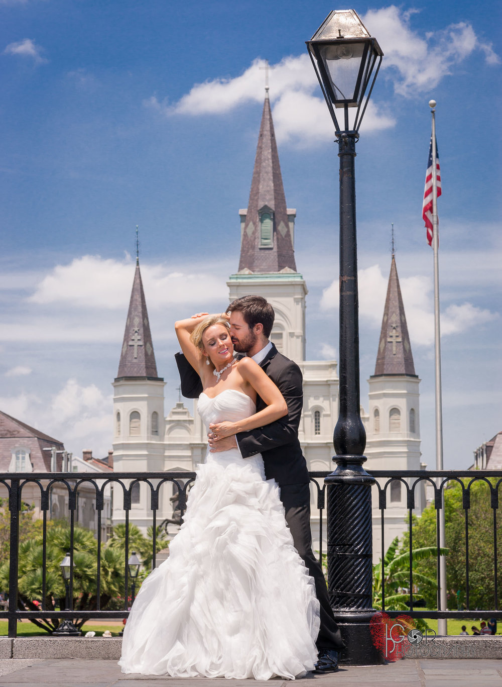 Wedding photography in New Orleans