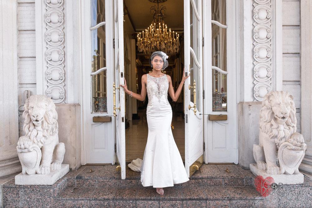 Le pavillion bride